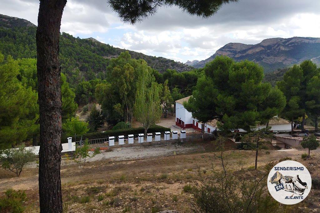 Rabosa-Senderismo en Alicante